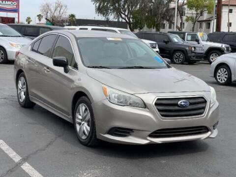 2015 Subaru Legacy for sale at Brown & Brown Wholesale in Mesa AZ