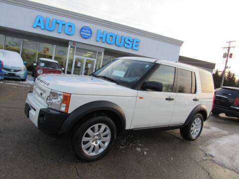 2006 Land Rover LR3 for sale at Auto House Motors in Downers Grove IL