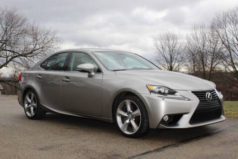 2014 Lexus IS 350 for sale at Harrison Auto Sales in Irwin PA