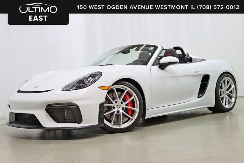 2020 Porsche 718 Boxster for sale in Westmont, IL