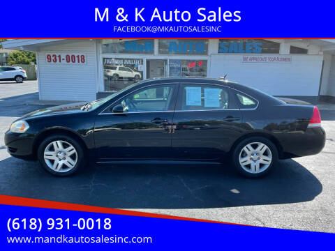 2014 Chevrolet Impala Limited for sale at M & K Auto Sales in Granite City IL