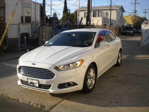 2016 Ford Fusion for sale at AUTO SELLERS INC in San Diego CA