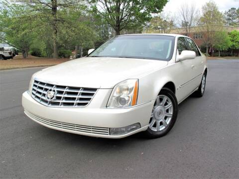 2009 Cadillac DTS for sale at Top Rider Motorsports in Marietta GA