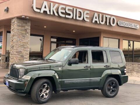 2010 Jeep Liberty for sale at Lakeside Auto Brokers in Colorado Springs CO
