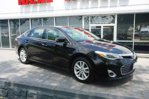 2015 Toyota Avalon for sale at Ideal Wheels in Sioux City IA