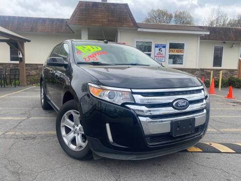 2012 Ford Edge for sale at Hola Auto Sales Doraville in Doraville GA