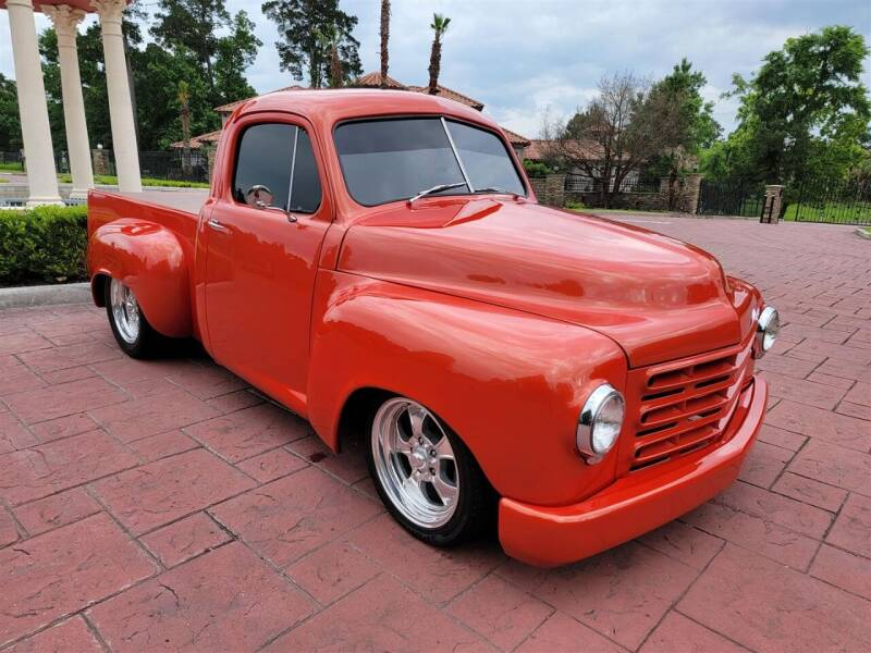 1948 Studebaker Champion for sale in Conroe, TX