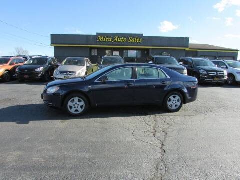 2008 Chevrolet Malibu for sale at MIRA AUTO SALES in Cincinnati OH