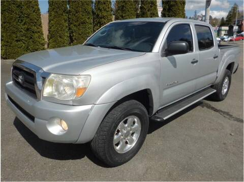 2006 Toyota Tacoma for sale at Klean Carz in Seattle WA
