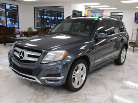 2014 Mercedes-Benz GLK for sale at Dealer One Auto Credit in Oklahoma City OK