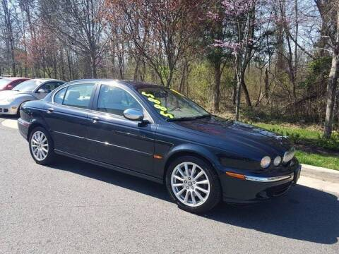 2005 Jaguar X-Type for sale at M & M Auto Brokers in Chantilly VA