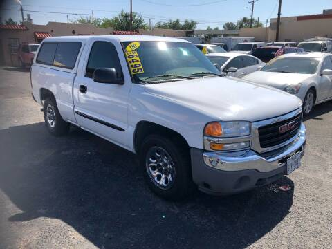2006 GMC Sierra 1500 for sale at AUTO TEAM in El Paso TX