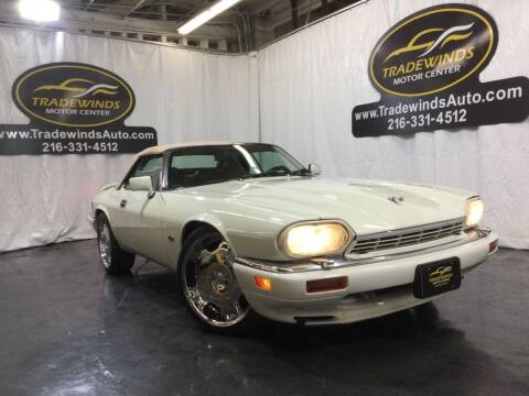 1994 Jaguar XJ-Series for sale at TRADEWINDS MOTOR CENTER LLC in Cleveland OH
