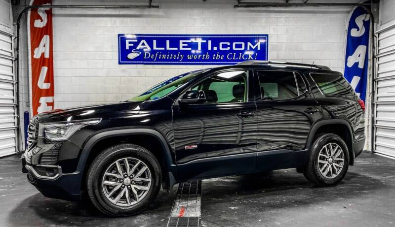 2017 GMC Acadia for sale at Falleti Motors, Inc.  est. 1976 in Batavia NY