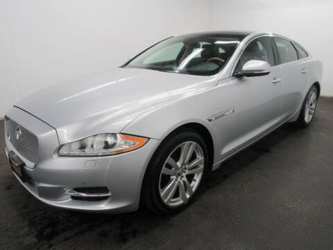 2013 Jaguar XJ for sale at Automotive Connection in Fairfield OH
