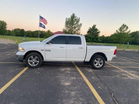 2018 RAM Ram Pickup 1500 for sale at Unique Motors in Wichita KS