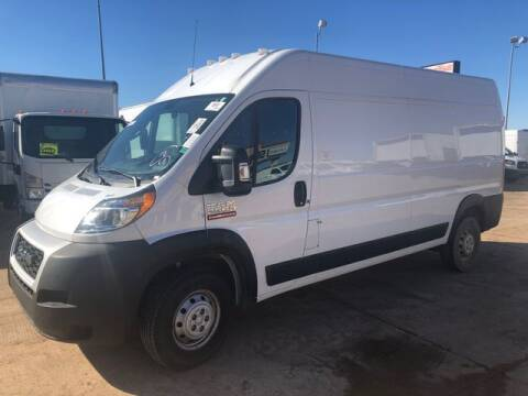 2020 RAM ProMaster Cargo for sale at TRUCK N TRAILER in Oklahoma City OK