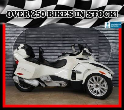 2017 Can-Am Spyder for sale at Motomaxcycles.com in Mesa AZ