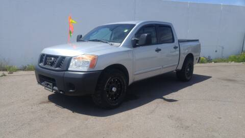 2009 Nissan Titan for sale at Advantage Auto Motorsports in Phoenix AZ