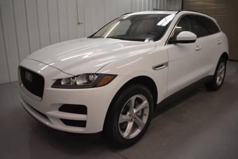 2020 Jaguar F-PACE for sale at JOE BULLARD USED CARS in Mobile AL