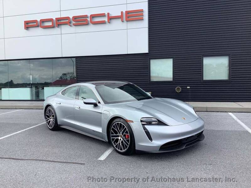 2020 Porsche Taycan for sale in Lancaster, PA