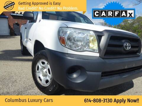 2005 Toyota Tacoma for sale at Columbus Luxury Cars in Columbus OH