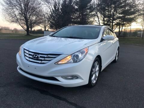 2012 Hyundai Sonata for sale at Starz Auto Group in Delran NJ