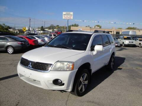 2010 Mitsubishi Endeavor for sale at A&S 1 Imports LLC in Cincinnati OH