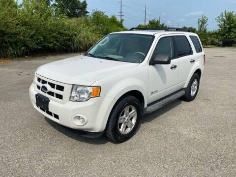 2009 Ford Escape Hybrid for sale at Mr. Auto in Hamilton OH
