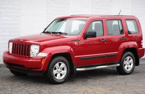 2009 Jeep Liberty for sale at Kohmann Motors & Mowers in Minerva OH