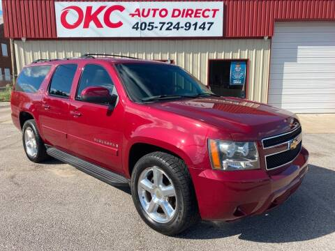 2007 Chevrolet Suburban for sale at OKC Auto Direct in Oklahoma City OK
