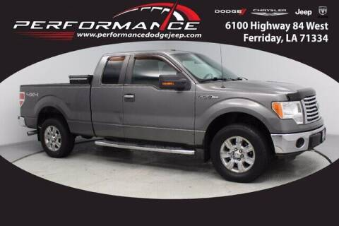 2011 Ford F-150 for sale at Performance Dodge Chrysler Jeep in Ferriday LA