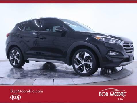 2017 Hyundai Tucson for sale at Bob Moore Kia in Oklahoma City OK