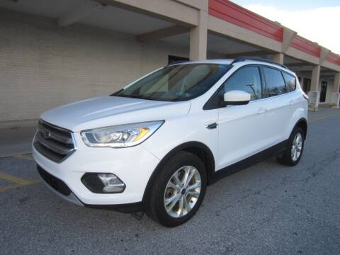 2017 Ford Escape for sale at PRIME AUTOS OF HAGERSTOWN in Hagerstown MD