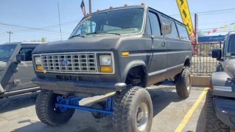 1986 Ford E-350 for sale at Classic Car Deals in Cadillac MI