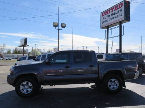 2011 Toyota Tacoma for sale at United Auto Sales in Oklahoma City OK