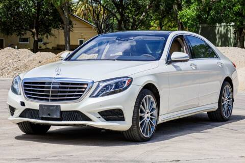 2014 Mercedes-Benz S-Class for sale at Easy Deal Auto Brokers in Hollywood FL