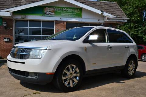 2009 Lincoln MKX for sale at RODRIGUEZ MOTORS LLC in Fredericksburg VA