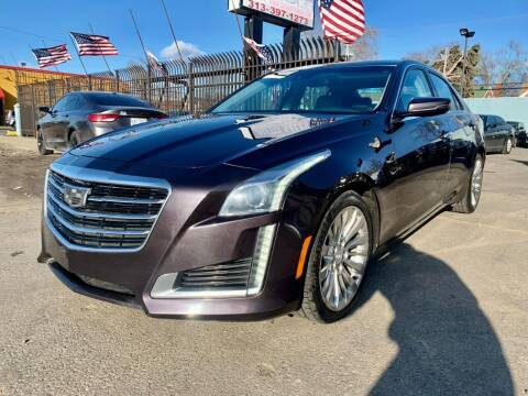 2015 Cadillac CTS for sale at Gus's Used Auto Sales in Detroit MI