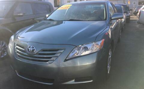 2007 Toyota Camry for sale at Jeff Auto Sales INC in Chicago IL