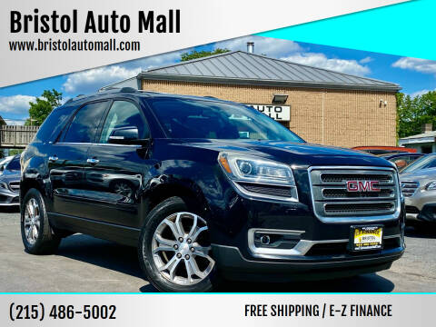 2013 GMC Acadia for sale at Bristol Auto Mall in Levittown PA