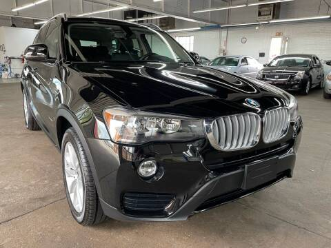 2017 BMW X3 for sale at John Warne Motors in Canonsburg PA