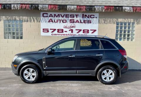 2008 Saturn Vue for sale at Camvest Inc. Auto Sales in Depew NY