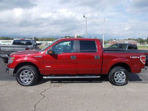 2014 Ford F-150 for sale at West TN Automotive in Dresden TN