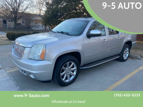 2011 GMC Yukon XL for sale at 9-5 AUTO in Topeka KS