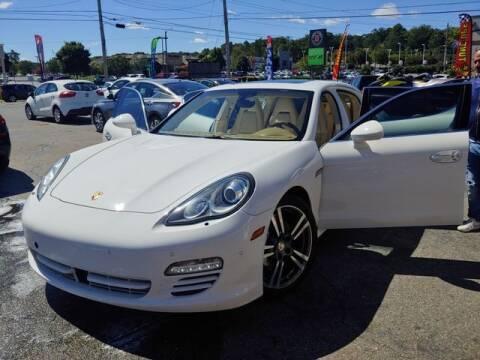 2011 Porsche Panamera for sale at L&M Auto Import in Gastonia NC