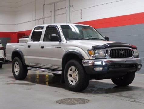 2002 Toyota Tacoma for sale at CU Carfinders in Norcross GA