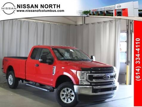 2020 Ford F-350 Super Duty for sale at Auto Center of Columbus in Columbus OH