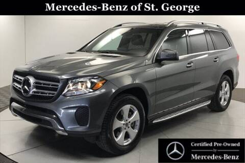 2017 Mercedes-Benz GLS for sale at Stephen Wade Pre-Owned Supercenter in Saint George UT