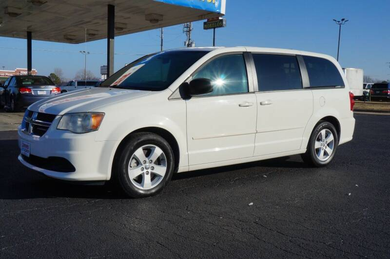 2013 Dodge Grand Caravan for sale at Certified Auto Center in Tulsa OK